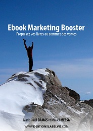 Cover ebook marketing booster